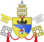 Stemma Papa Bendetto XV