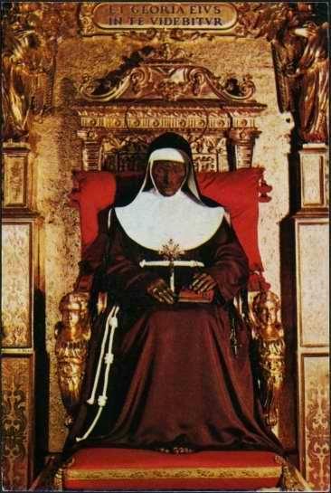 Risultato immagini per santa caterina vigri bologna